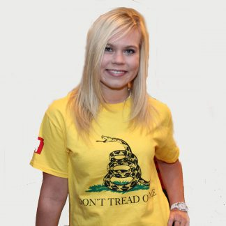 dont tread tee shirt